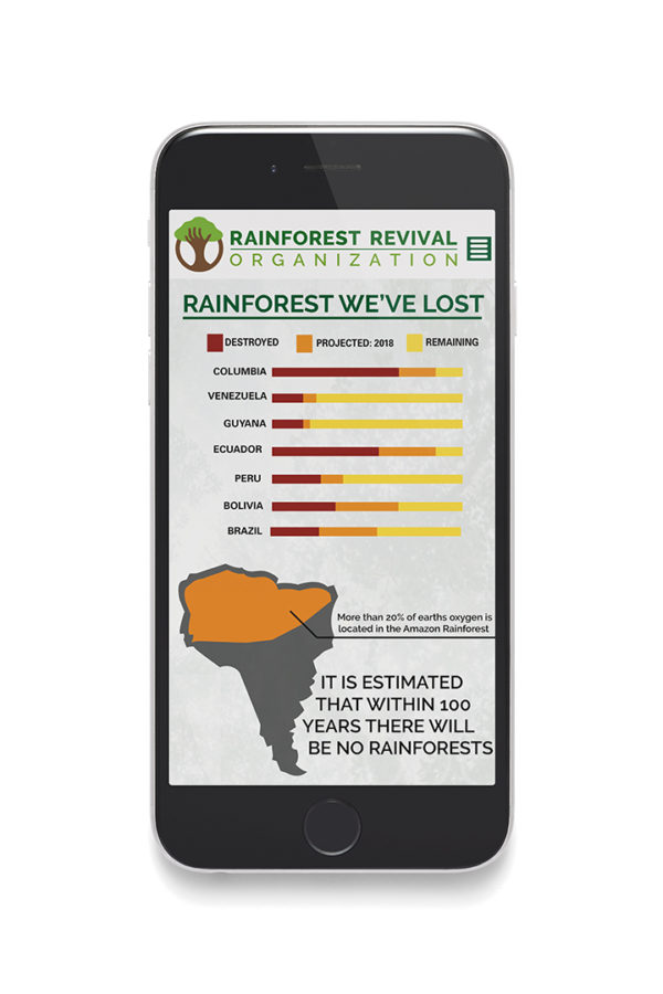 Nonprofit – Rainforest Revival Organization